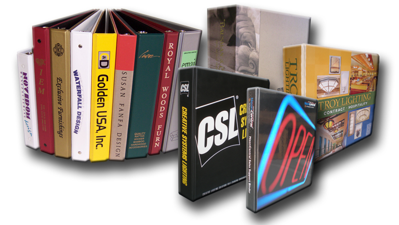 Our custom business binders in Anaheim, CA